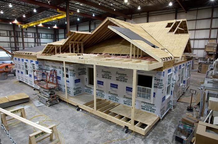 Modular Home Factory 700