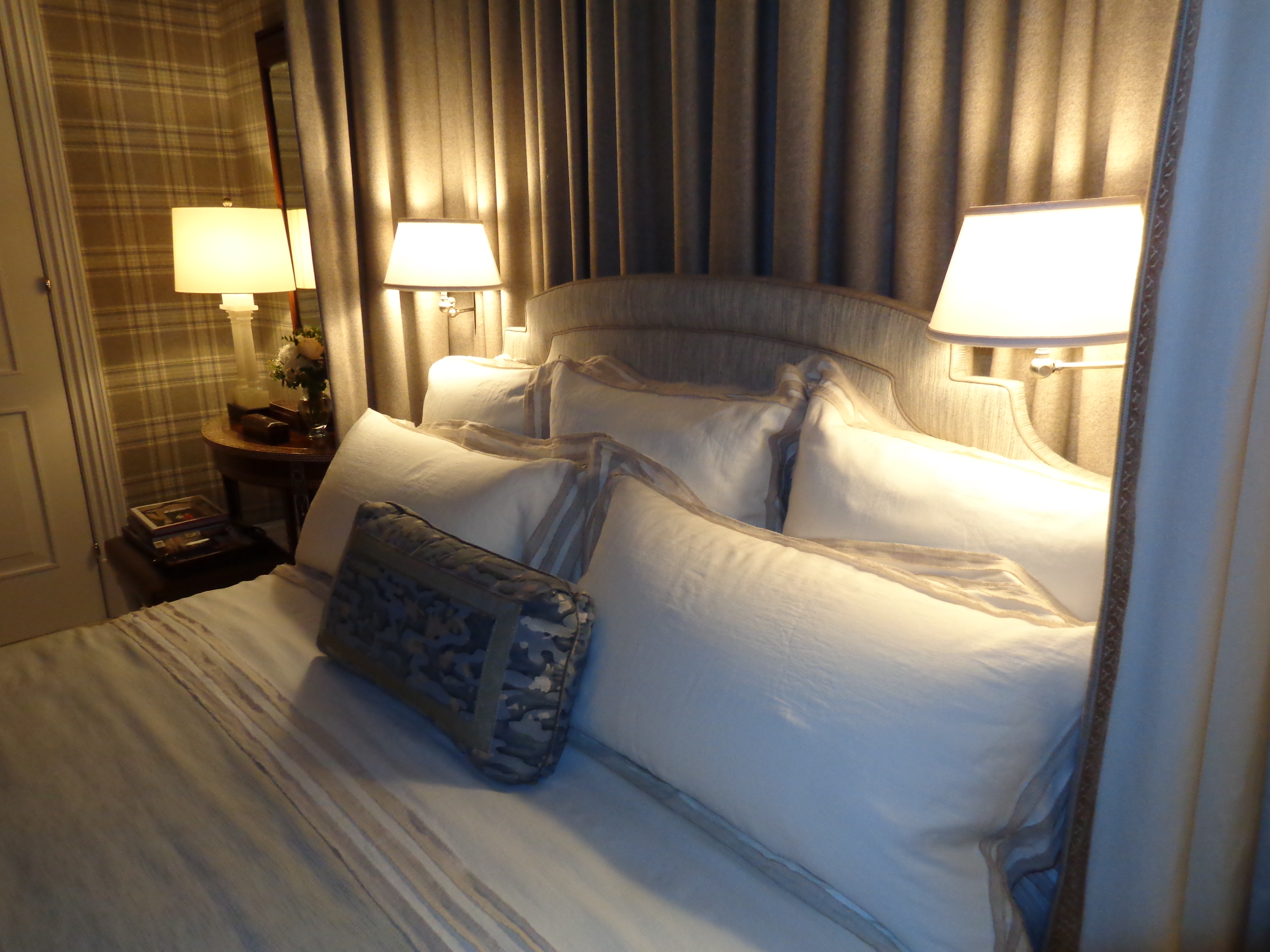 Kips Bay Show House CASTLE AND CLIFF BLOG - Clive christian bedroom furniture